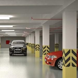 Автостоянки, паркинги Итатки