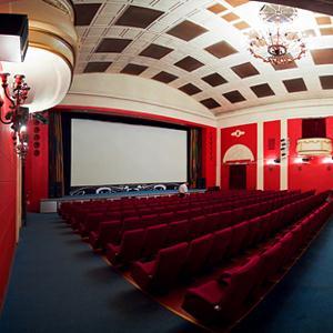 Кинотеатры Итатки