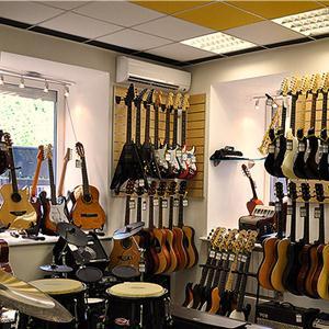 Музыкальные магазины Итатки