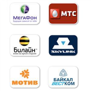 Операторы сотовой связи Итатки