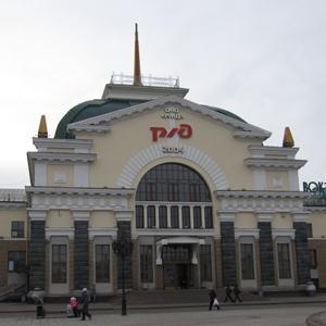 Железнодорожные вокзалы Итатки